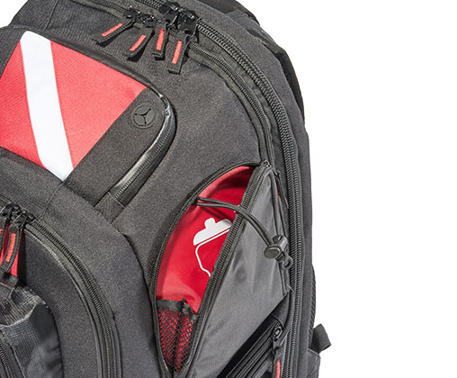 AKONA COMMUTER BACKPACK AKB897 IMAGE 3