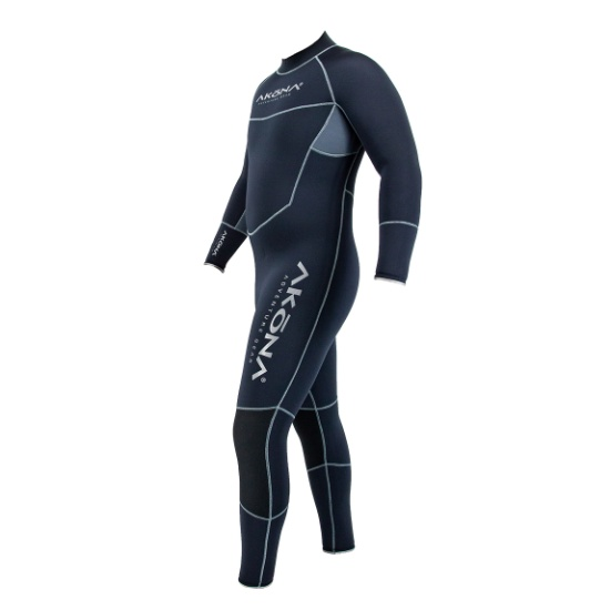 7MM QUANTUM STRETCH FULL SUIT - AKMS575 IMAGE 2