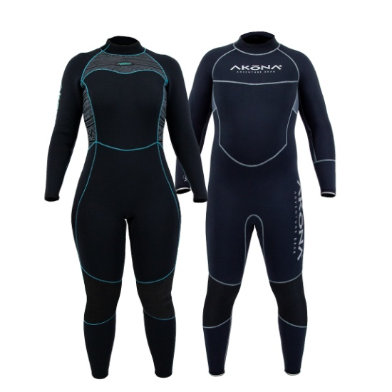 7MM QUANTUM STRETCH FULL SUIT - AKMS575 IMAGE 1