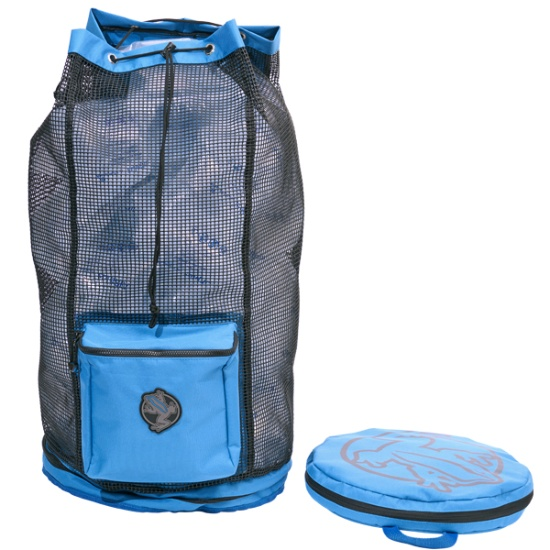 AKONA COLLAPSING DELUXE MESH BACKPACK BAM  AKB237 IMAGE 3