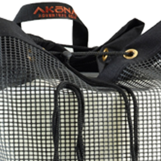 AKB235 Deluxe Mesh Backpack Image 3
