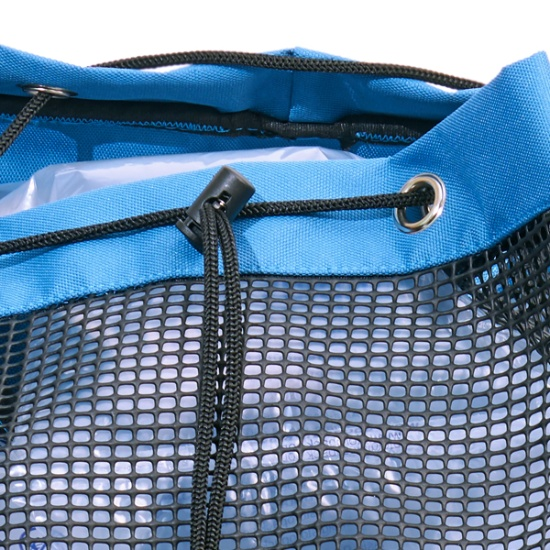 COLLAPSING MESH BACKPACK - AKB137 Image 2