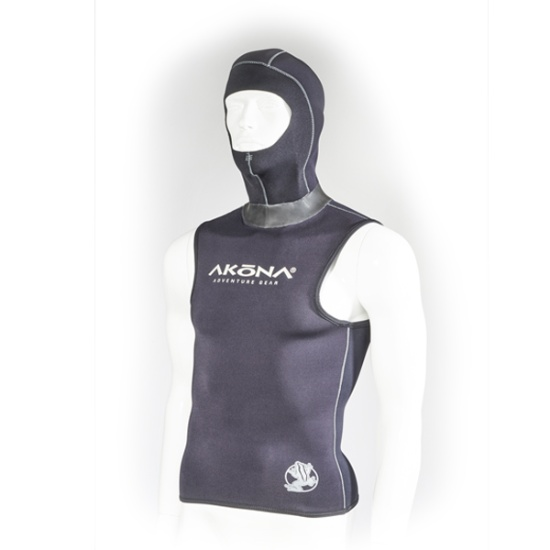 Quantum Stretch Hooded Vest