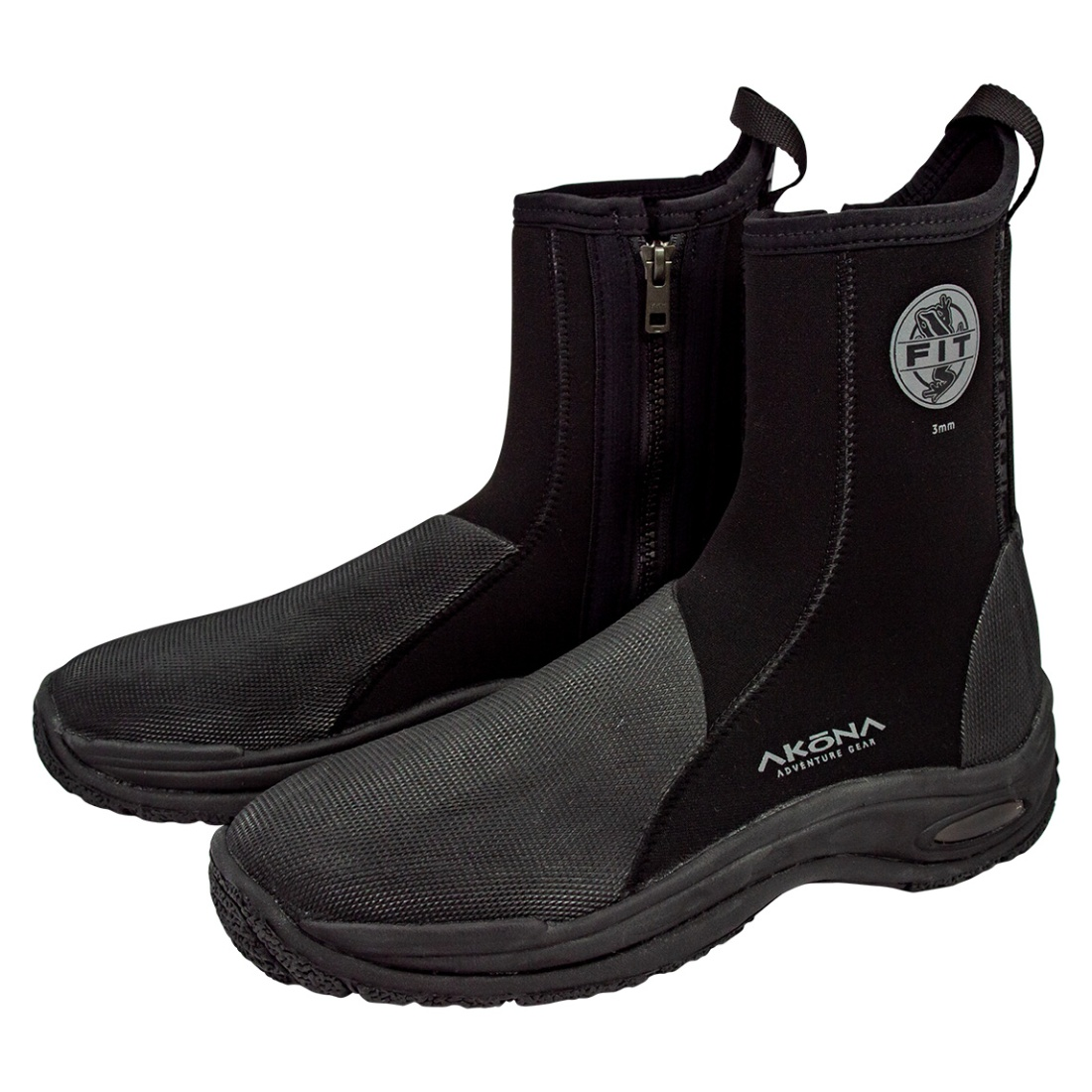 DELUXE MOLDED SOLE BOOT - AKBT131 IMAGE 1