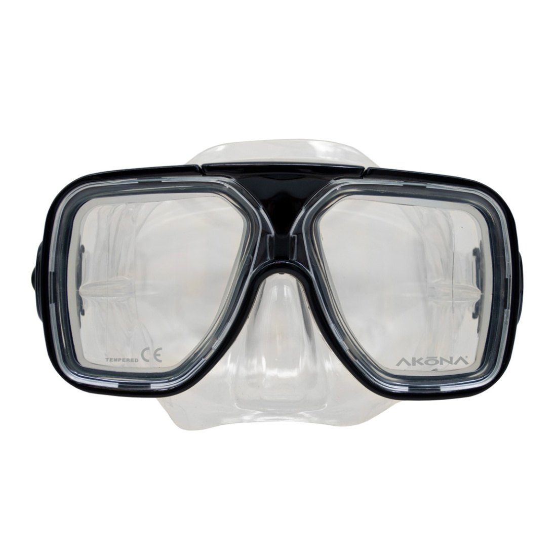 BREEZE MASK - AKM280 BK Front