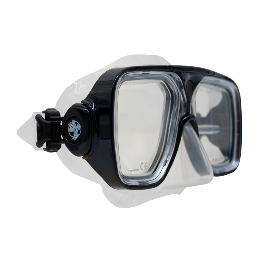 BREEZE MASK - AKM280 BK Right