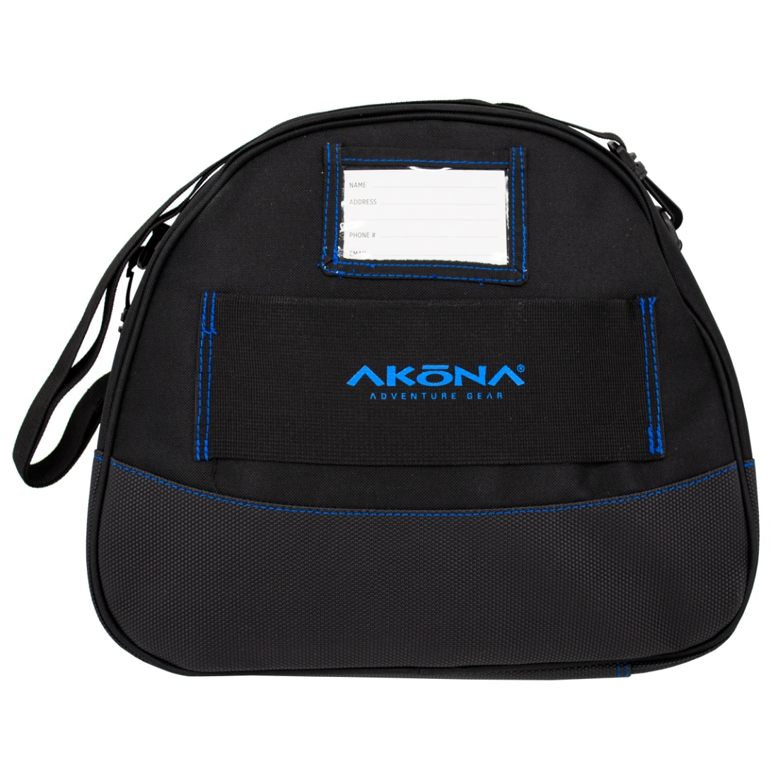 PRO REGULATOR BAG - AKB602 Back