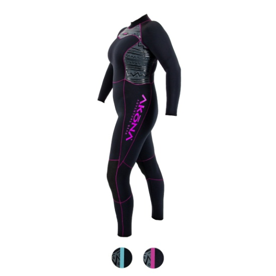 3mm Quantum Stretch Full Suit - Women