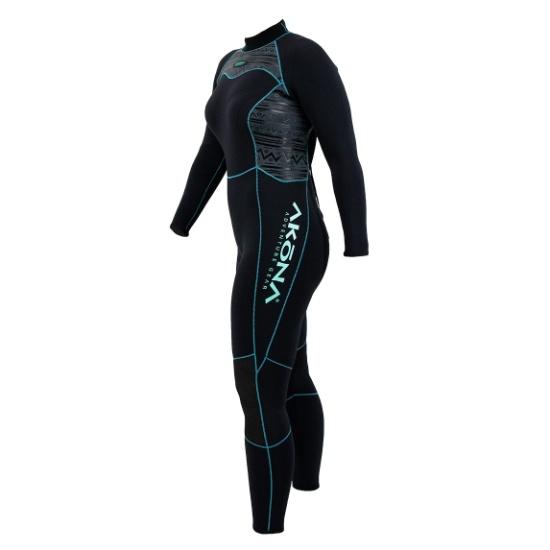 7mm Quantum Stretch Full Suit - Women